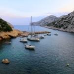 Viduržemio jūros fjordai – Les Calanques