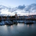 Prancūziška romantika: vakaras La Rochelle mieste