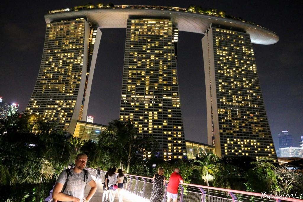 Marina Bay Sands viešbutis