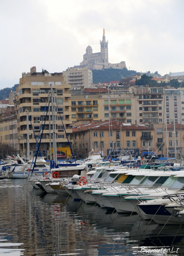 Marselio senasis uostas