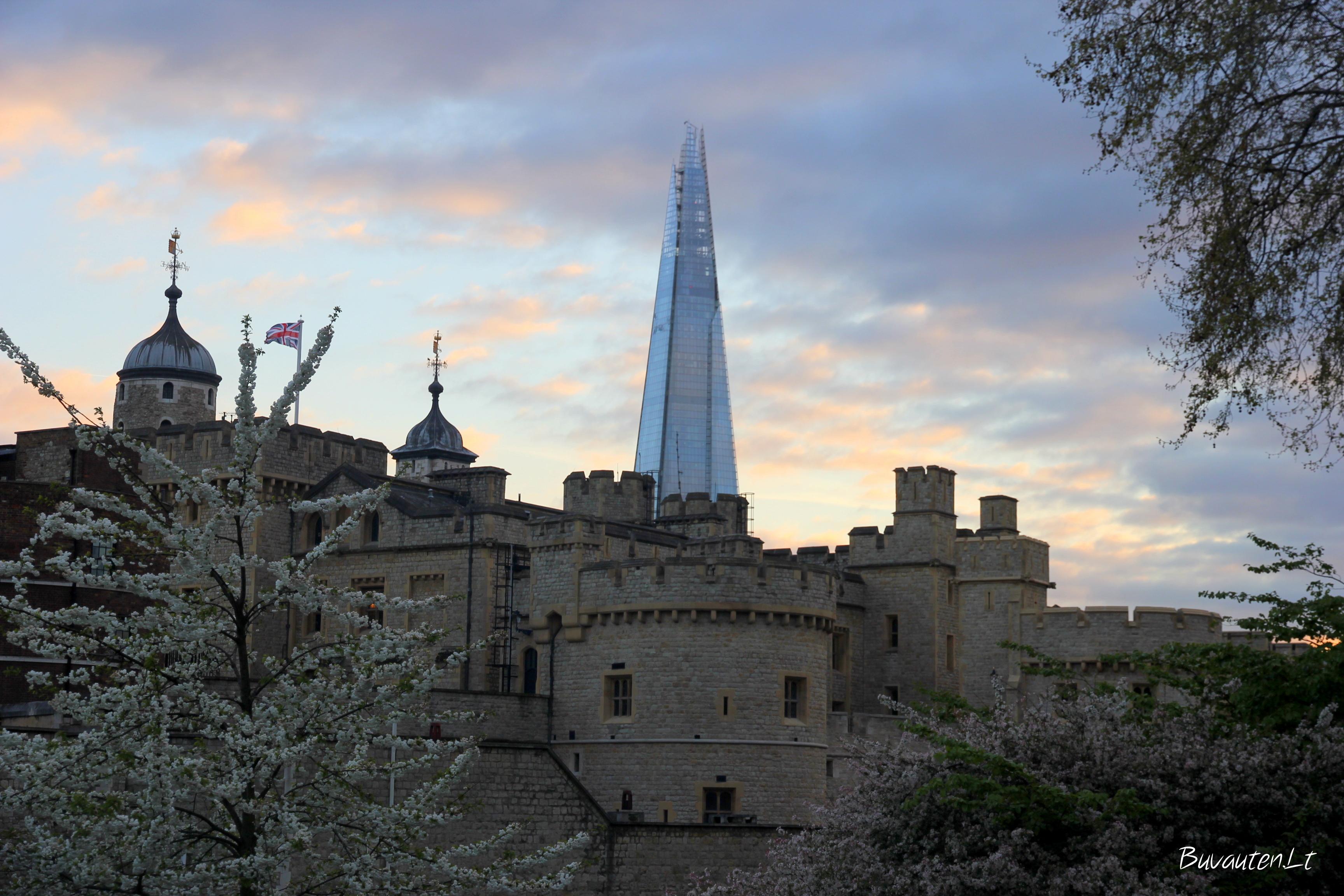 Londonas, Anglija