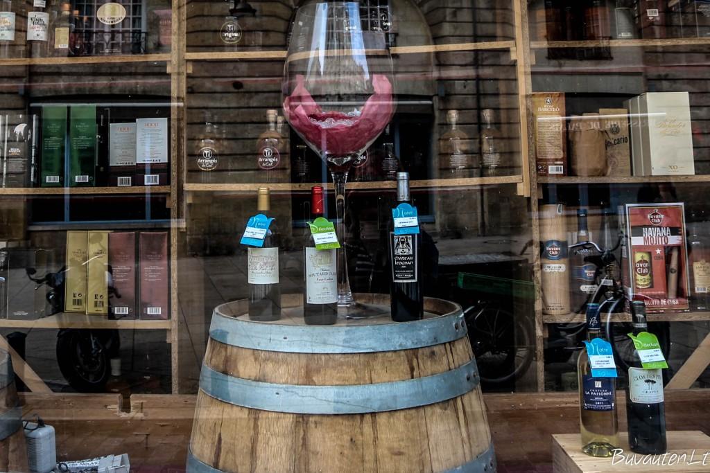 Bordo vynai