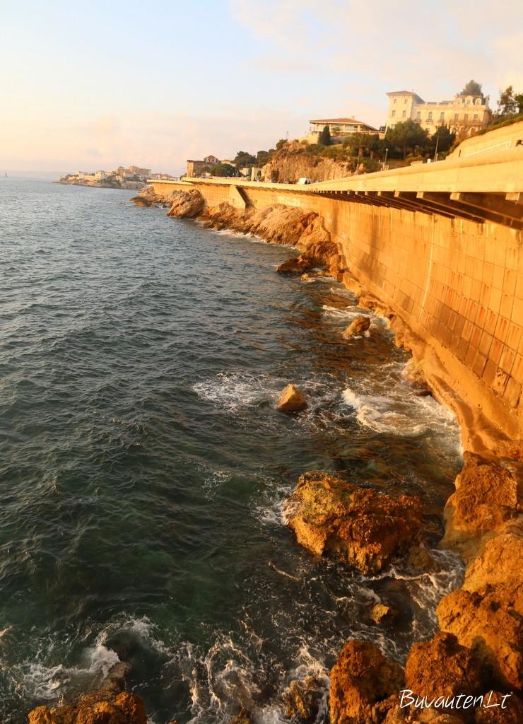 Marselio pakrantė