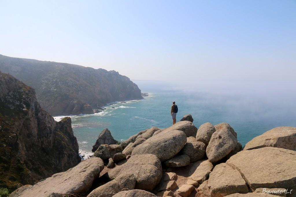 Cabo da Roca - vakariausias žemyninės Europos taškas