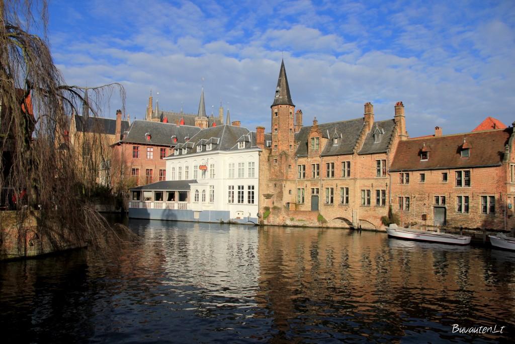 Briugės kanalai