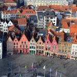 Kelionė į Belgiją: kuo netgi šaltuoju metų laiku žavi Briugė