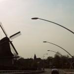 Zandamas – malūnai ir pigi nakvynė šalia Amsterdamo