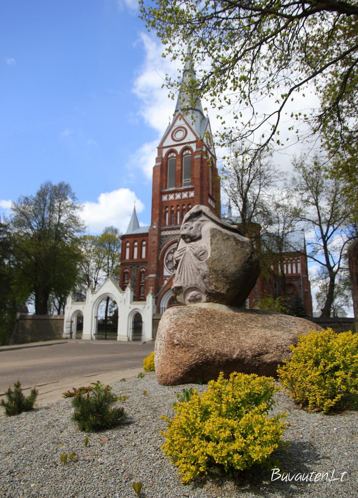 Akmenės bažnyčia