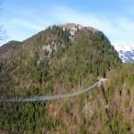 """Tiltas """"Highline179"""" Austrijoje – išbandymas bijantiems aukščio"""