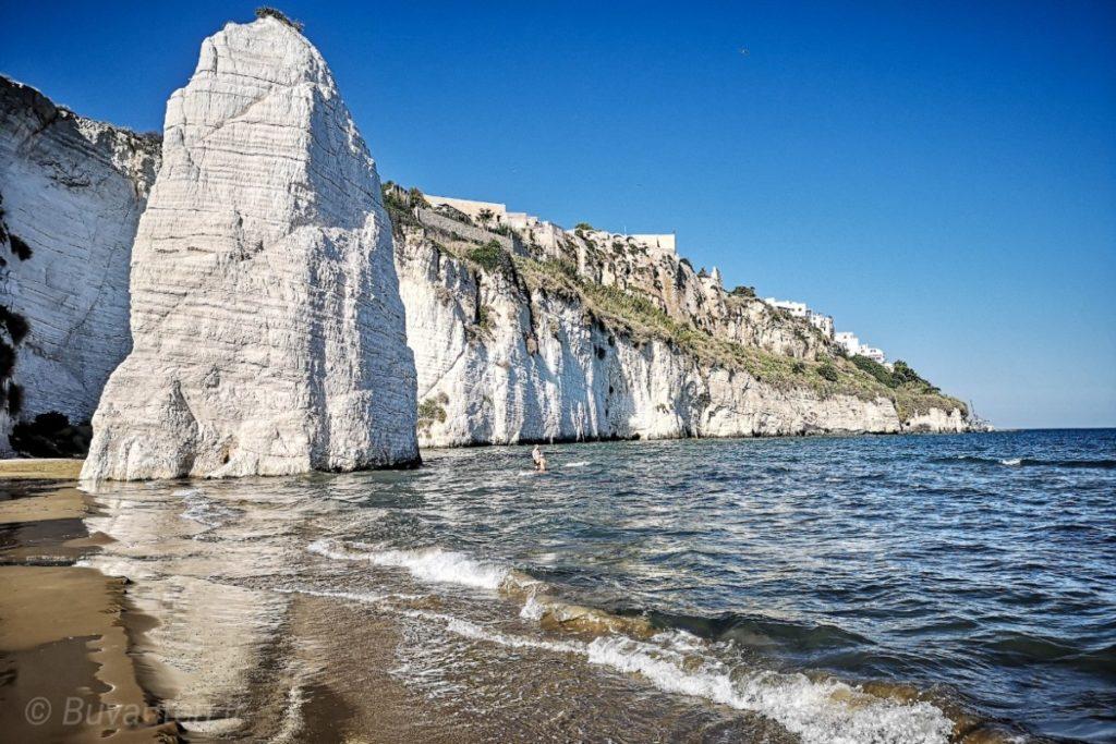 Vieste paplūdimys