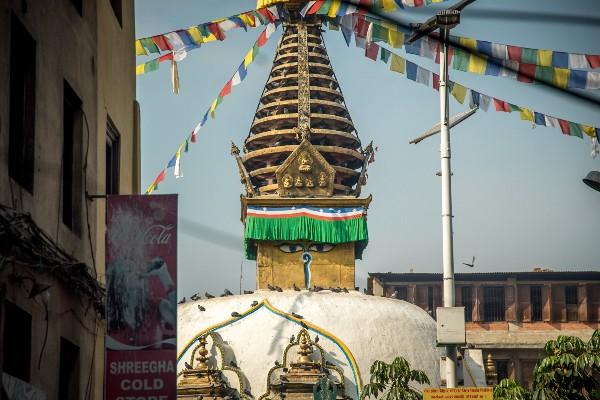 Nepalo sostinė