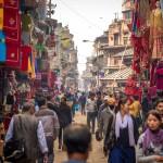 Nepalo sostinė Katmandu – miestas, kuriam abejingų nėra
