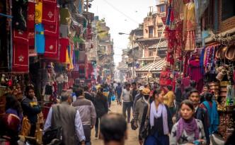 Nepalo sostinė Katmandu