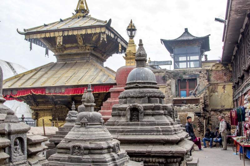 Swayambhunath šventykla