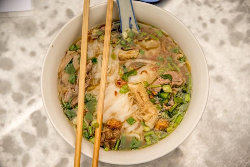Maistas Malaizijos sostinė kinų kvartale