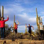 Kelionė po Ameriką: Arizona, Saguaro parkas ir kaktusai gigantai