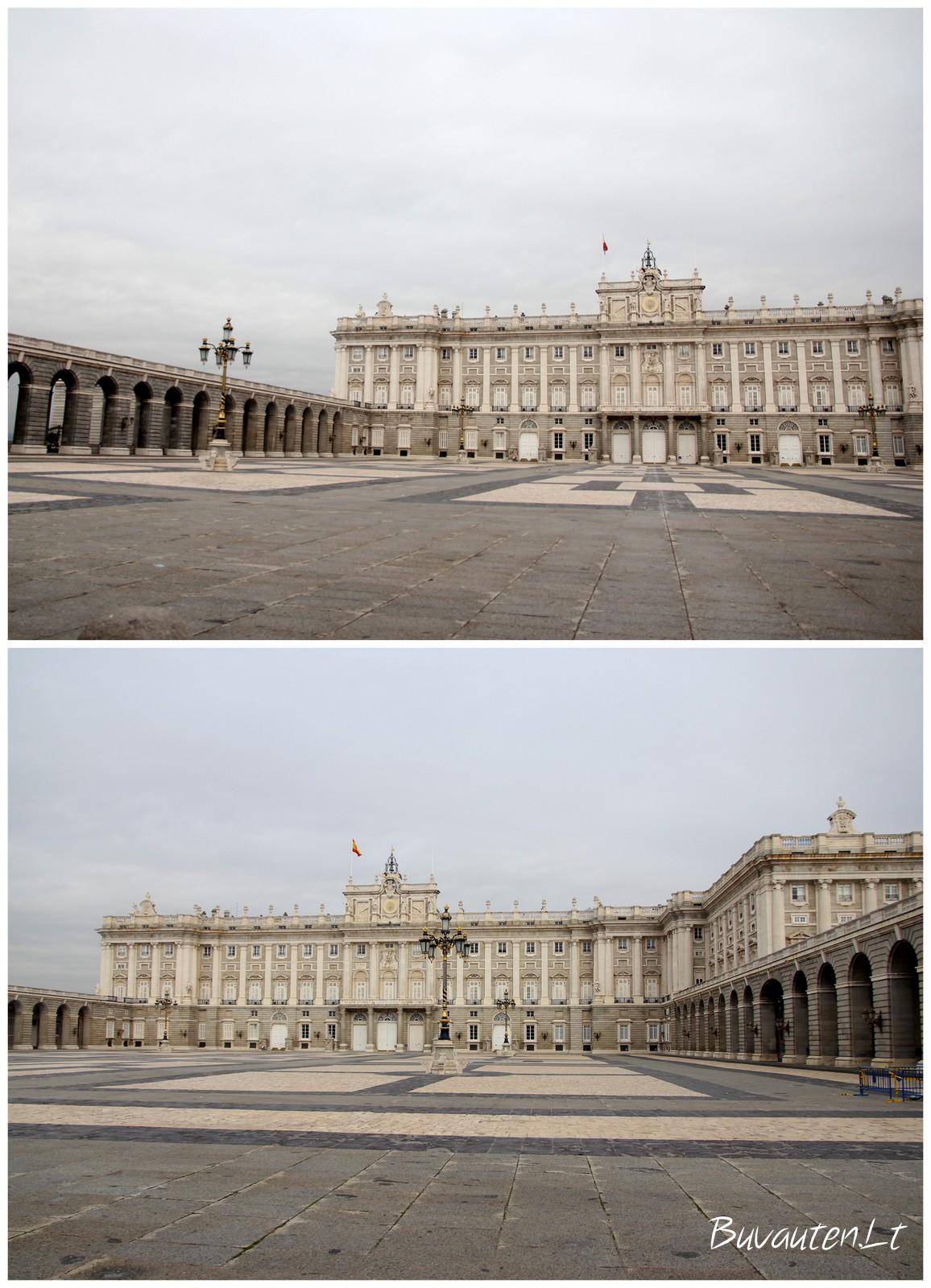 Madrido karališkieji rūmai