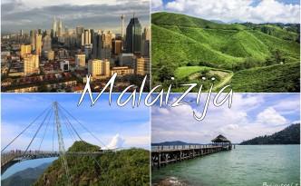 Malaizija turi visko, ko reikia įdomioms atostogoms