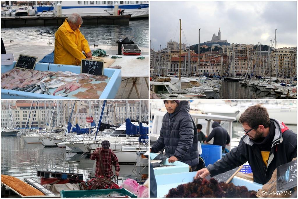 Marselio uostas