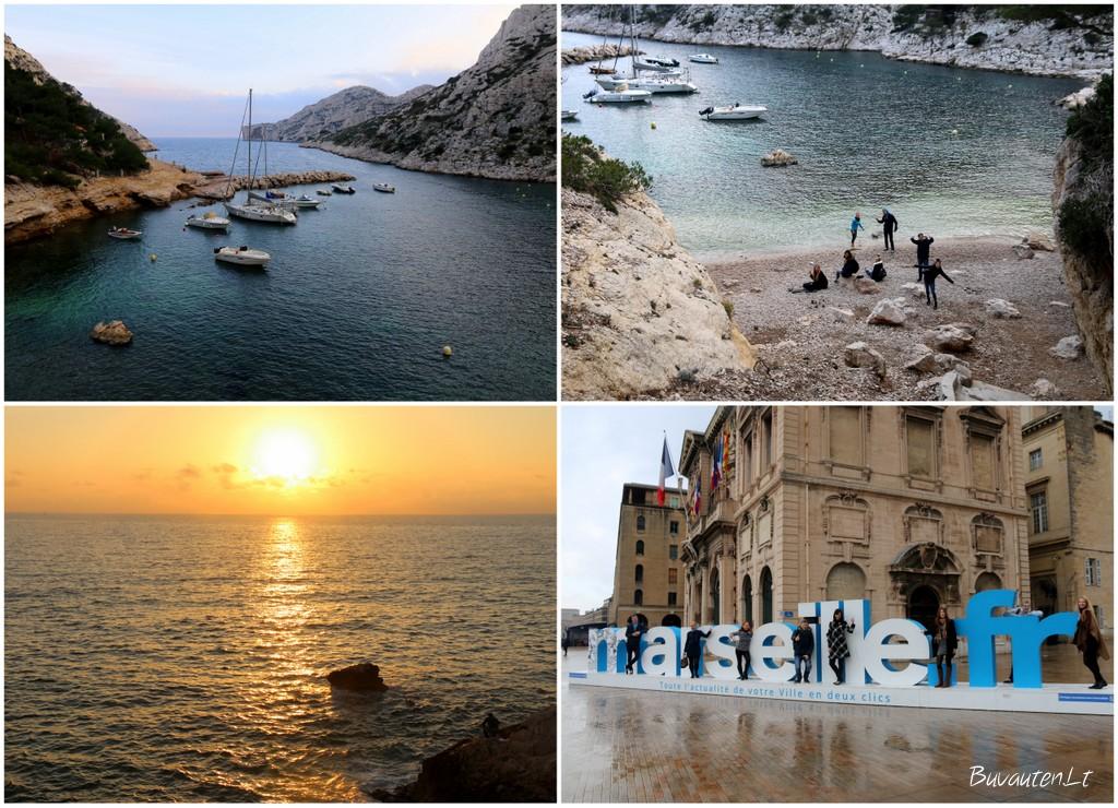 Marselis ir aplinkinės pakrantės – trūksta žodžių, kaip buvo gražu