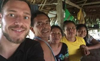 Peru džiaunglėse