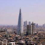 Londonas iš aukštai: vaizdai nuo Shardo viršūnės