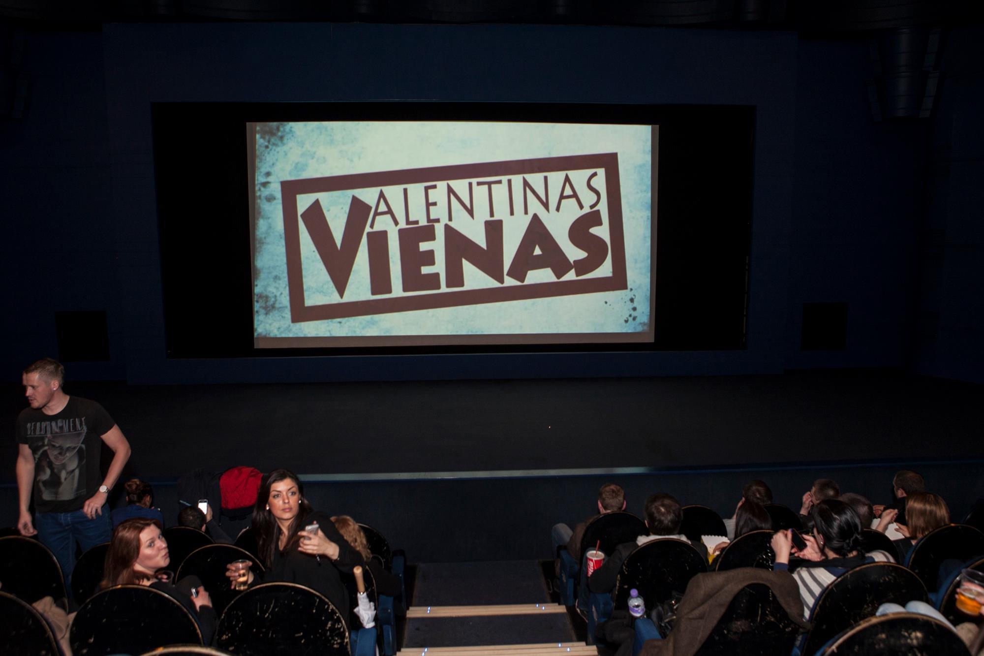 Valentinas Vienas Londone 5