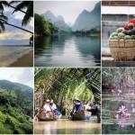 21 diena Vietname: maršrutas iš šiaurės į pietus