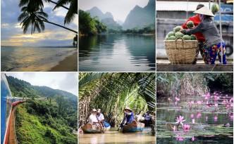 Vietnamo spalvos