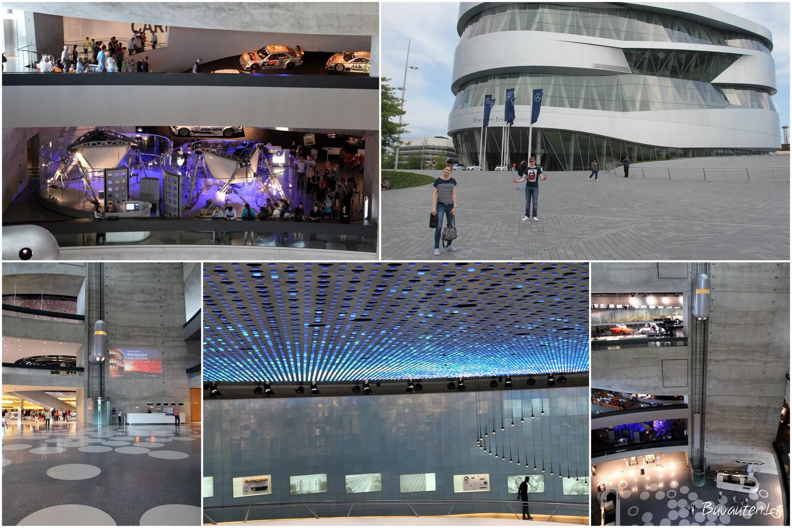 Modernus ir stilingas muziejus