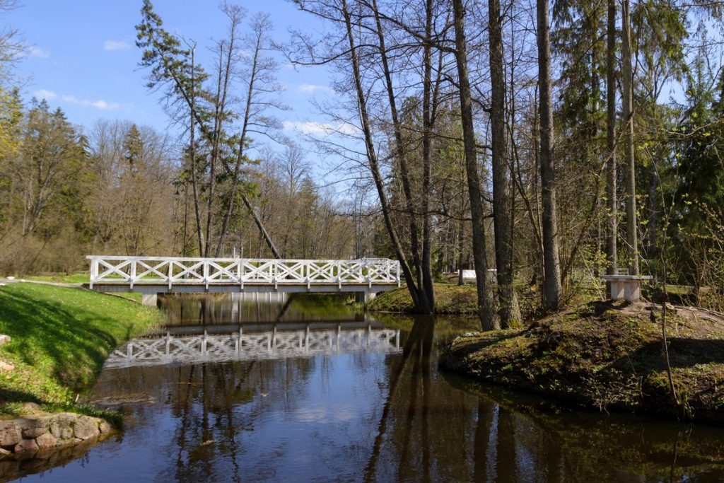Burbiškio dvaro parkas