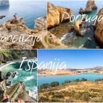 Eurotripas dviese: kelionė po gražiausias Europos pakrantes