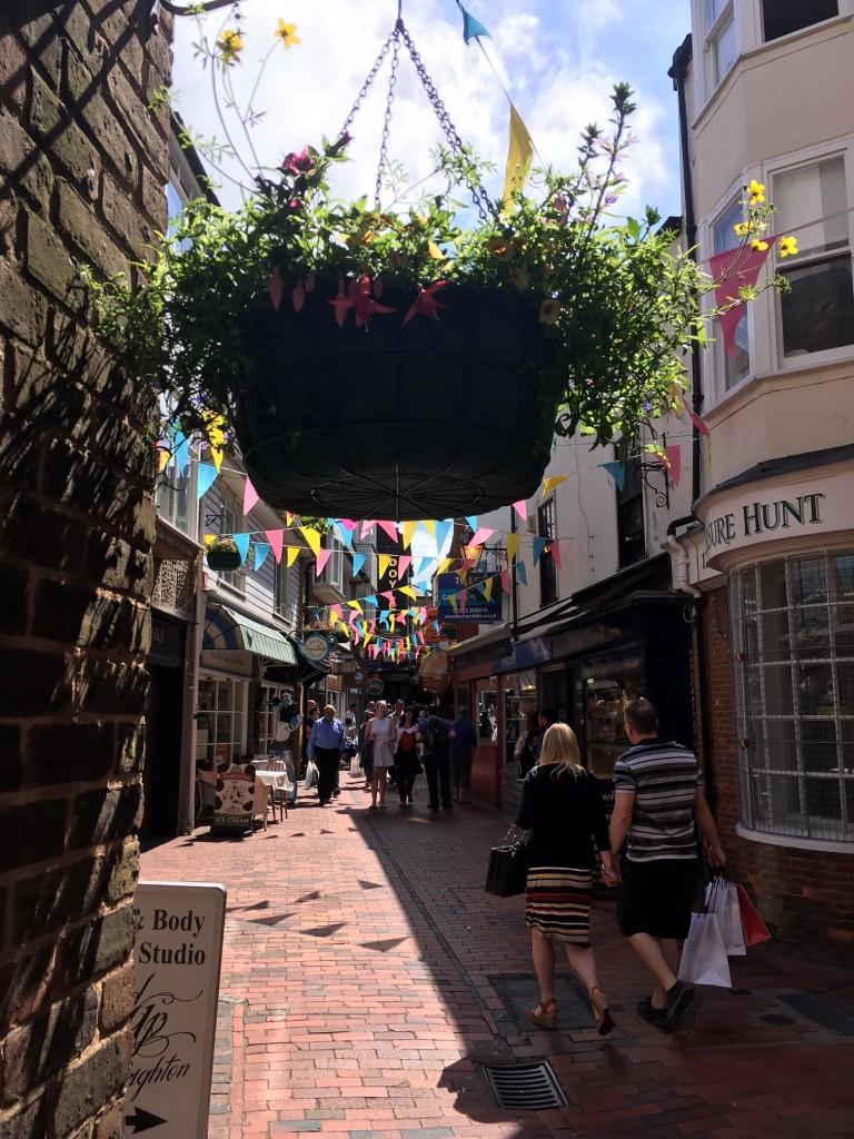 Brightono gatvelės