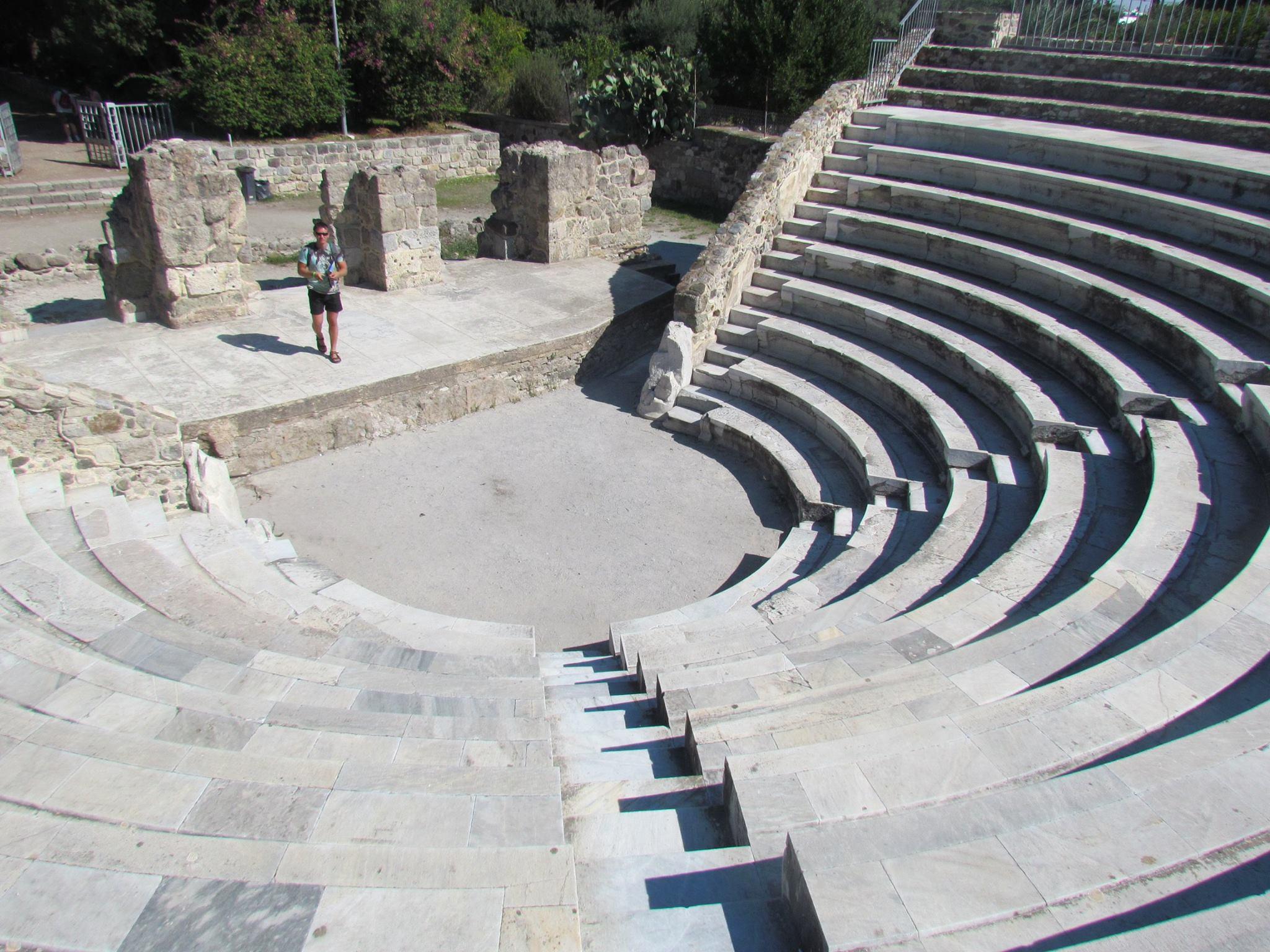 Romėnų odeonas Kose