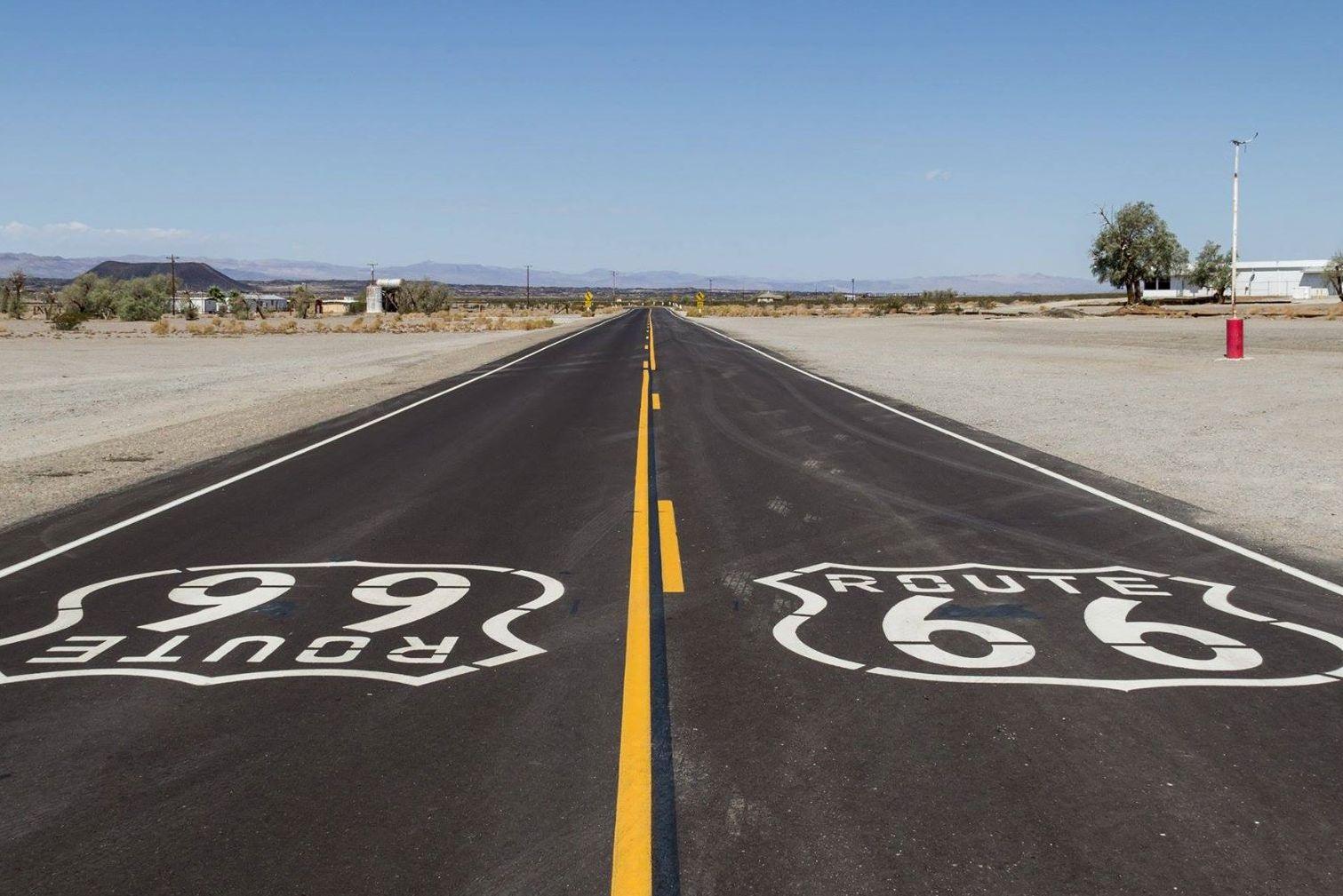 Legendinis Jungtinių valstijų kelias, kuriuo važiuos lietuviai