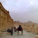 Atostogos Sirijoje, kol dar buvo saugu