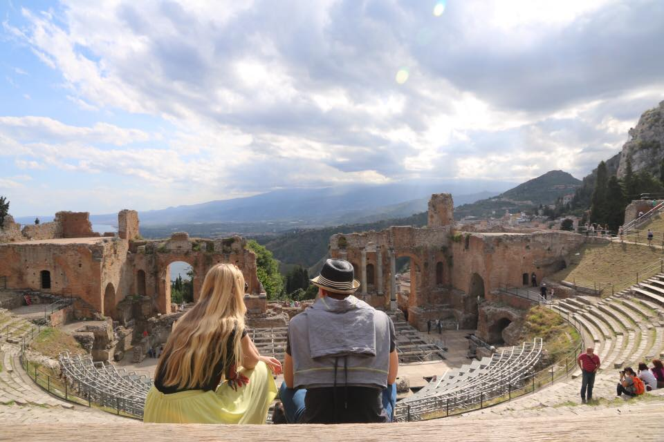 Taormina, Sicilija