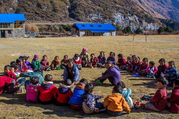 Himalajų vaikai